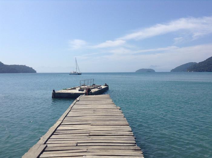 Ilha Grande... 3 jours au paradis !