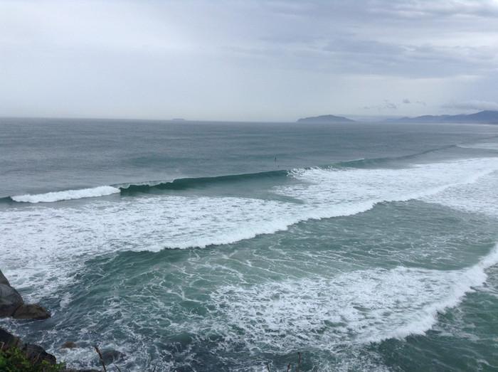 Florianopolis, Dernière étape au Brésil