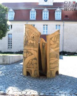 Klostervorplatz Dahme, KB web