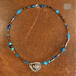 Hämatit-Collier bronze-blau (4) KB web a