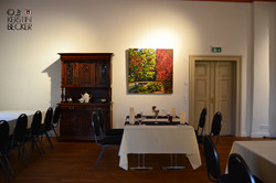 "Saal im ""Alten Schloss baruth"""