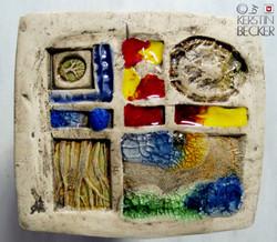Keramikdose I, Deckel KB web