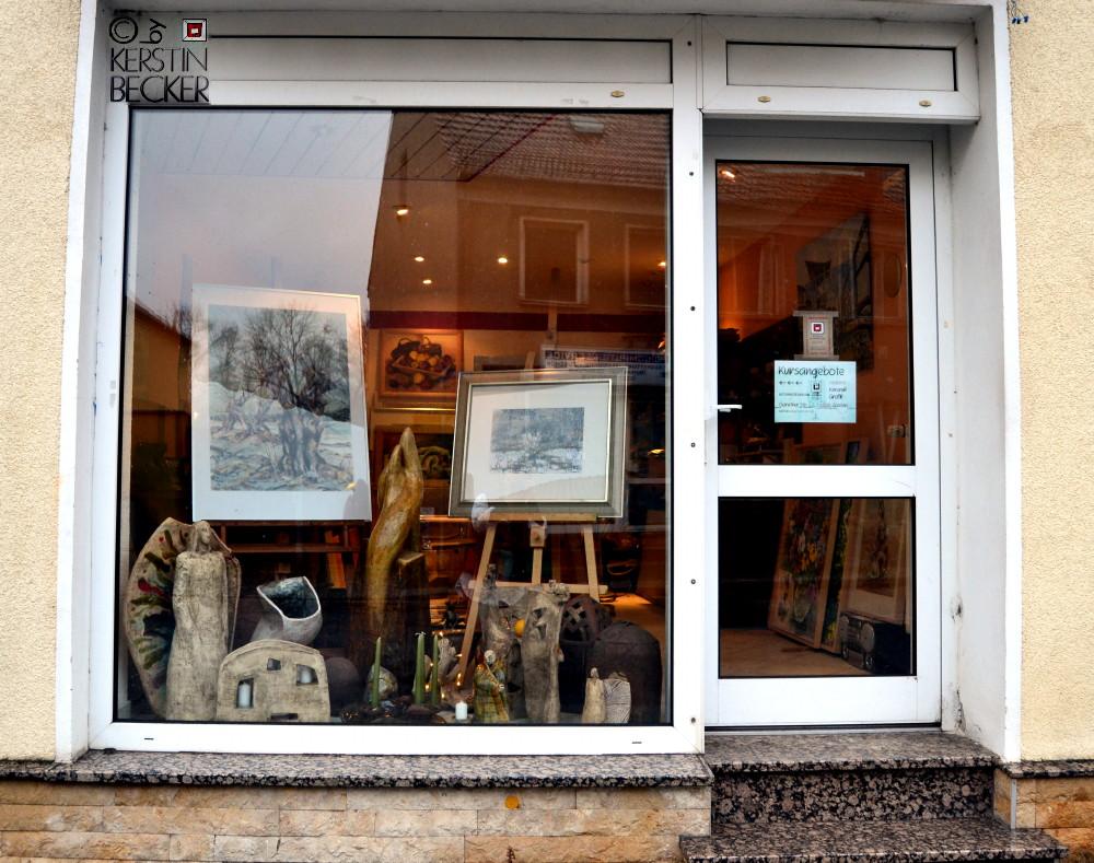 Atelier im Schaufenster II
