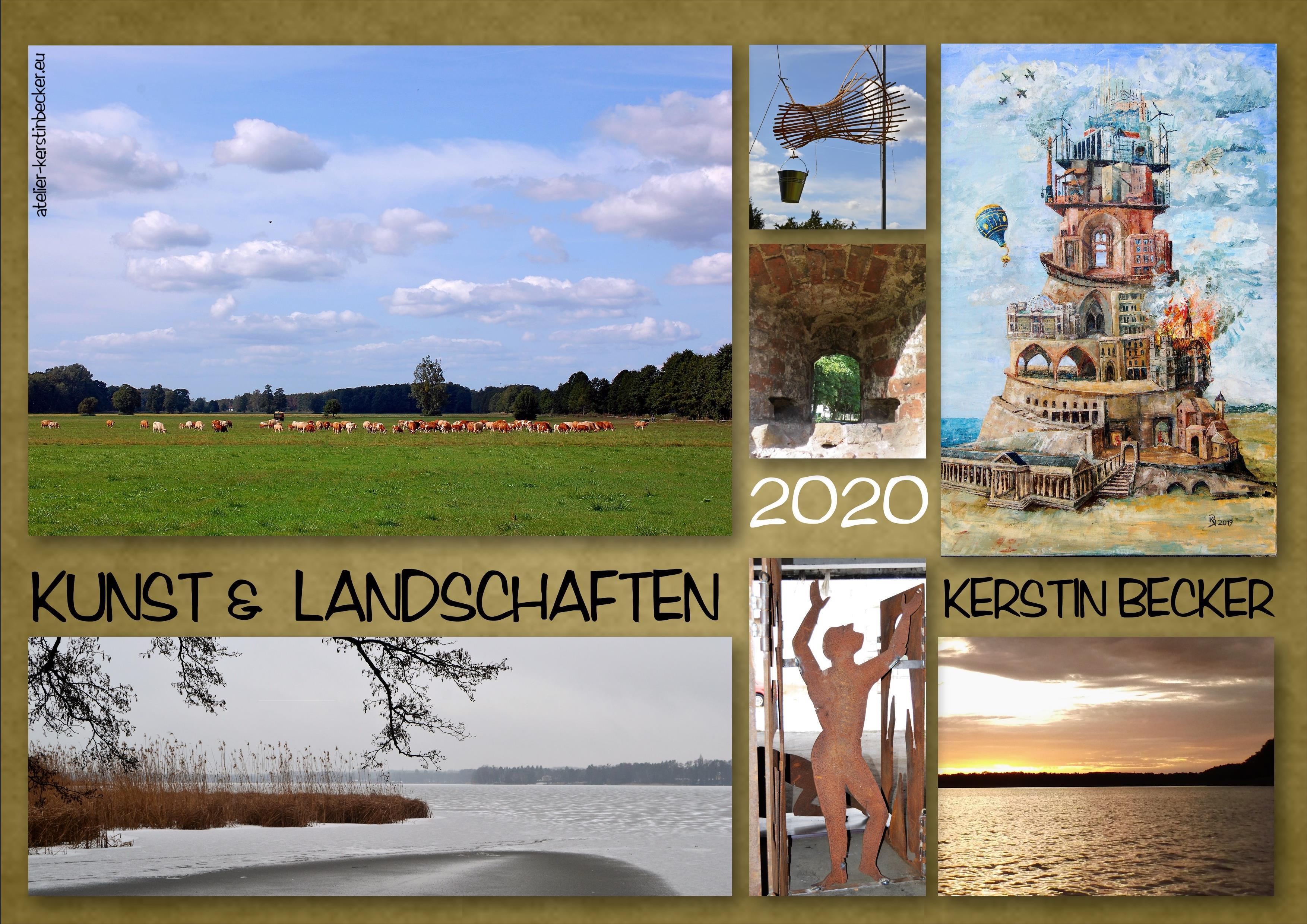 Kalender 2020 Deckblatt