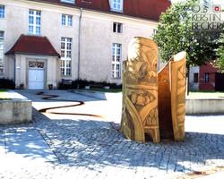 Klostervorplatz in Dahme KB web