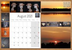 8, Kalender 2021 August KB web