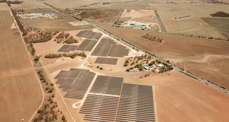 Completion of Mannum Solar Farm
