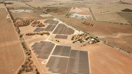 Completion of Mannum Solar Farm