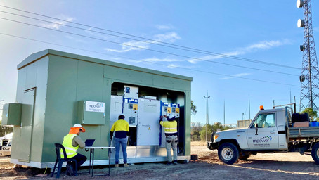 MPower Commissions Two 5MW Solar Projects in South Australia