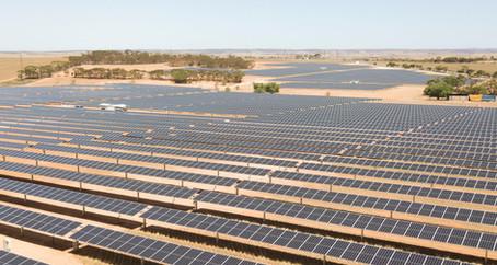 Second Solar Farm Contract Executed