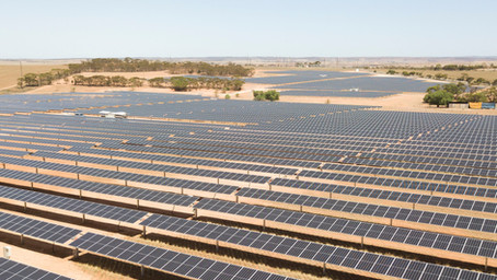 Second Solar Farm Contract Executed