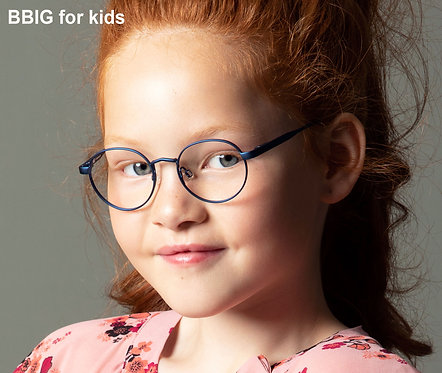 BBig Eyewear - kids / little adults - metaal
