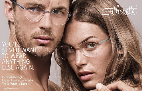"Silhouette eyewear - ""Momentum"""