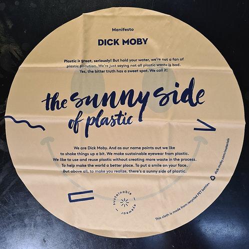 Grote poetsdoek Dick Moby