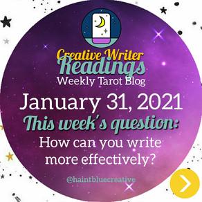 Week of January 31, 2021