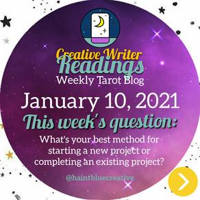 Week of January 10, 2021