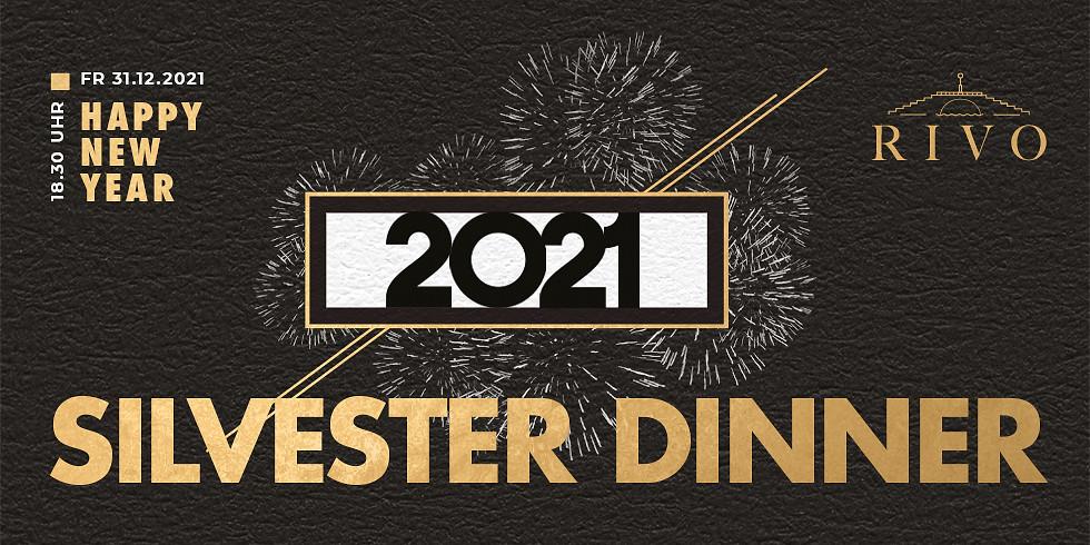 Silvester-Dinner 2021 im RIVO