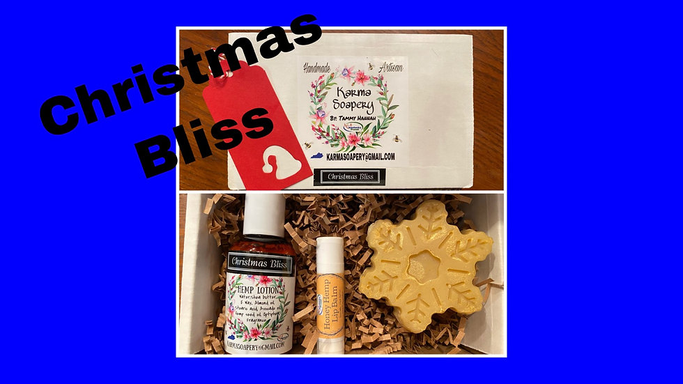 Christmas Bliss Boxed Gift Set