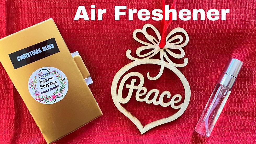 Christmas Bliss Ornsment Air Freshener