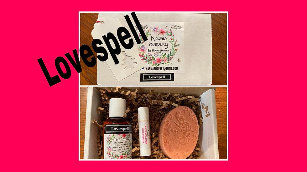 Love spell Boxed Gift Set