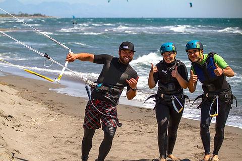 Kite school with Yoga Retreat in Montenegro