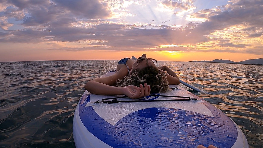 Yoga & SUP with Kitesurfing Retreat