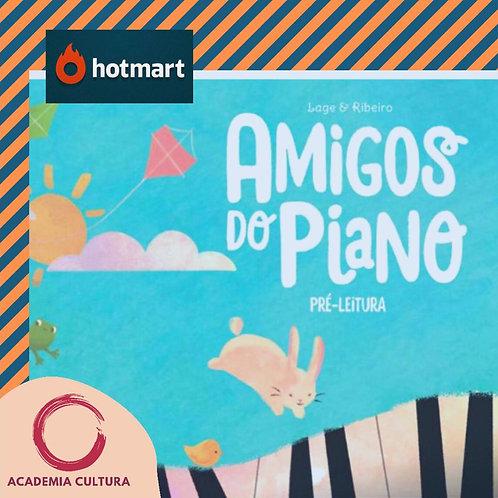 Amigos do Piano / pré-leitura