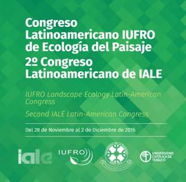 Congreso Latinoamericano IUFRO de Ecología del Paisaje