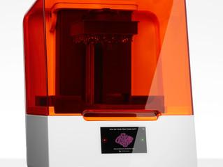 11/12 Formlabs社がデンタル事業の本格化を発表 新製品名称は「Form 3B」