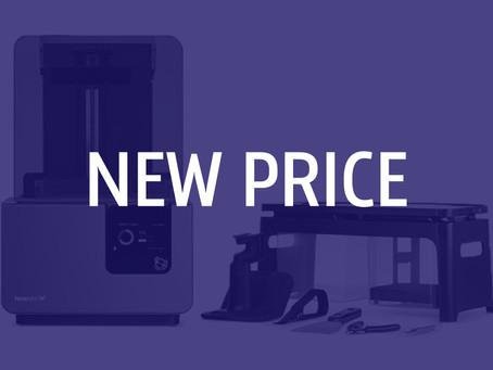 【価格改定のおしらせ】4/3よりForm2が新価格へ