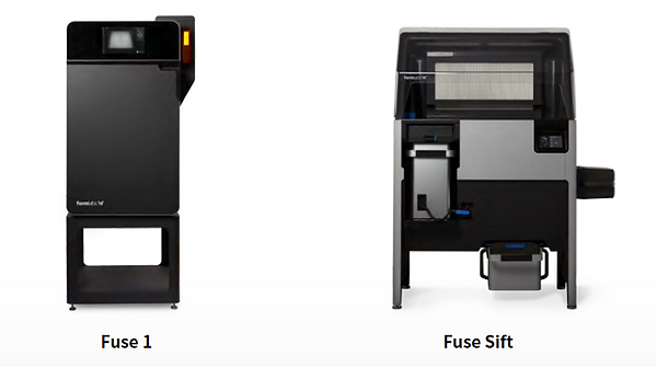 Formlabs Fuse 1 Fuse Sift