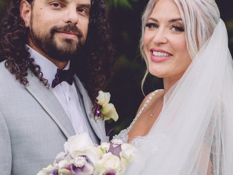 Congratulations Rita and Matt on your marriage!