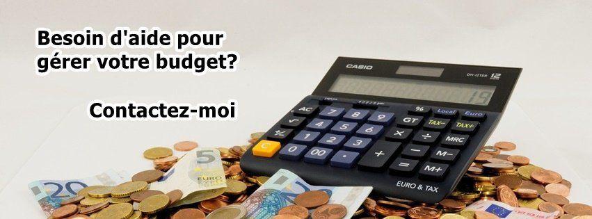 Besoin d'aide pour gérer votre budget