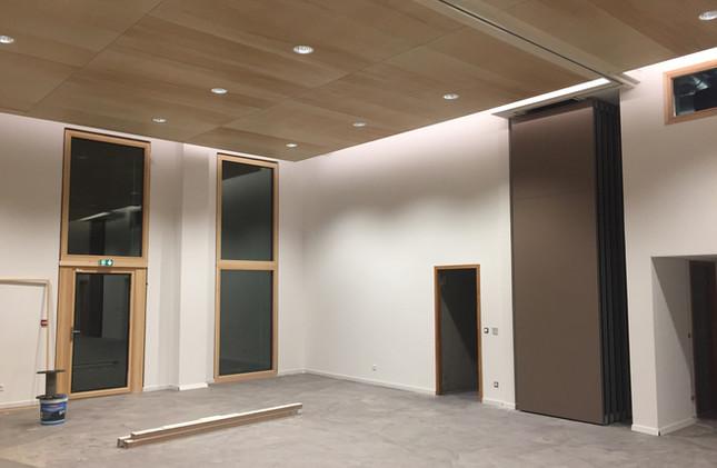 La salle de réunion modulable