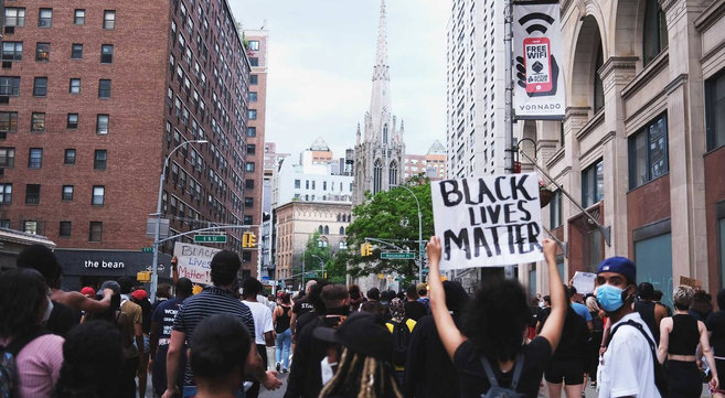 NYC Renaming Streets for BLM