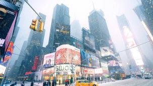 A Major Snowstorm in NYC