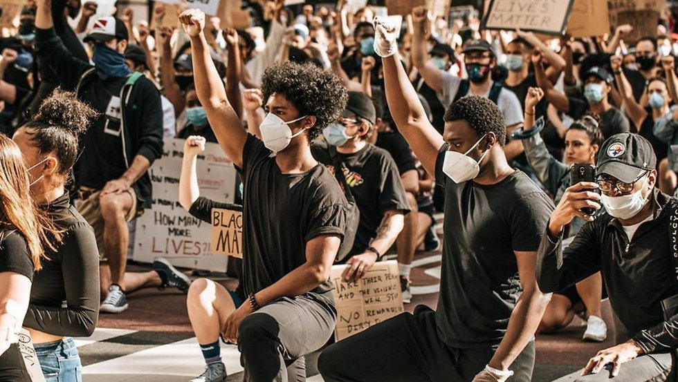 Powerful Protest Photos