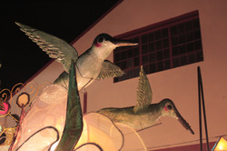 Six-Foot Hummingbird