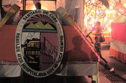 Santiago City Seal