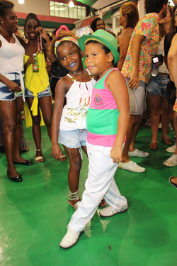 Young Mangueira Royalty