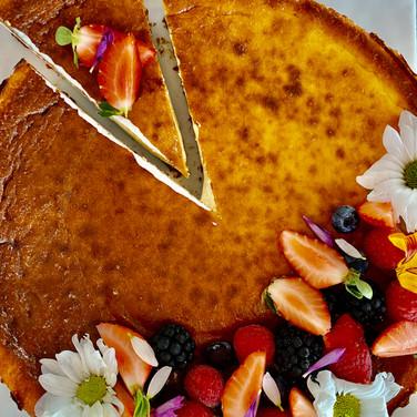 IBICENCAN CHEESE CAKE