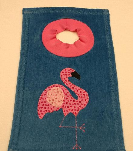 Pink Flamingo Bibberall