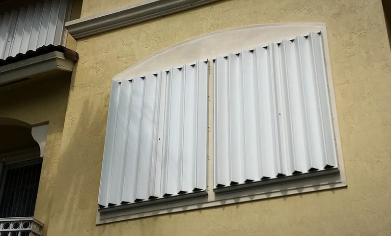 Multiple floor installation.