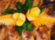 Рулет куриный с овощами 170руб🙌👩🏻🍳