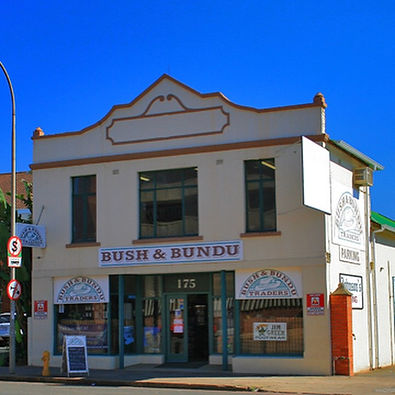 Bush and Bundu, 175 Pietermaritzburg