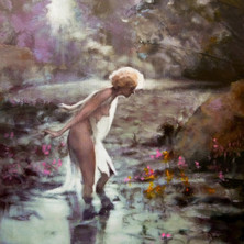Jean Harlow Nocturne