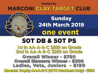 Illawarra Clay Target Club Gift Shoot
