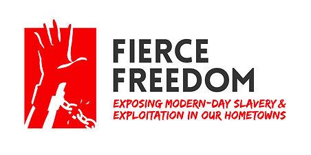 Fierce Freedom Logo with Tagline  2018.j