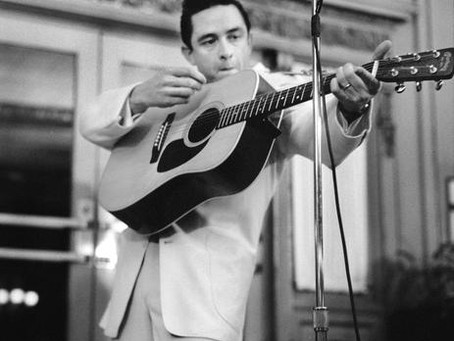 I Walk the Line and The Genius of Johnny Cash