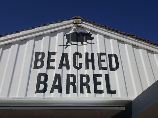 Beached Barrel of Laughs